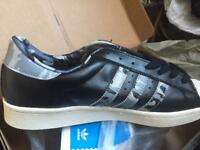 Brand new Adidas Undefeated X Bape Superstar 80's Size 9 & 9.5