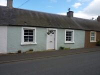 MINT COTTAGE - Deceptively spacious two bedroom terraced cottage in the village of North Middleton.