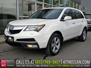 2012 Acura MDX SH-AWD Technology Package