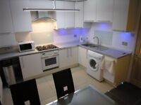 Large double room in plush refurbished modern apartment 4 mins walk from Stockwell tube inc bills