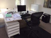 1 Vitra Joyn-Platform by Ronan & Erwan Bouroullec White Desk/ Table