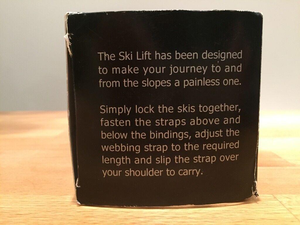 ad11683c89ce Brand new never used manbi ski lift skis carrier retails JPG 1024x768 Manbi  ski strap