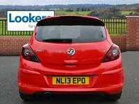 Vauxhall Corsa LIMITED EDITION (red) 2013-03-15