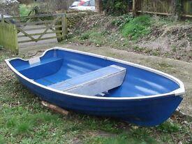 Aluiminum Boat- Linder 440- 14 foot.