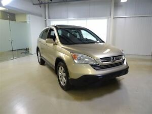 2009 Honda CR-V EX-L Navi at 4WD * Cuir * Toit * 4WD *