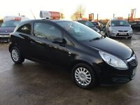 Late 2010 Vauxhall Corsa 1.2 S 3 Door **Long MOT** *wARRANTY* (CLIO.POLO,fiesta,207)