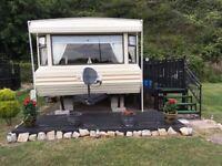 2 bed static caravan