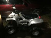 Apache 100cc quad bike automatic