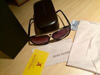 Louis Vuitton Evidence Style Sunglasses
