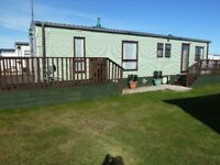 3 Bedroom Caravan to Rent at Silver Sands Lossiemouth