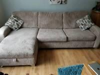 Sofa/ bed/chaise, cuddle chair