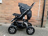 stroller for your child's sports Baby-Merc S6 very good conditions