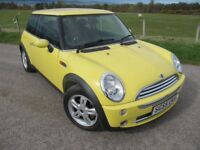 Mini One in Liquid Yellow ~ LONG MOT ~ S/HISTORY ~ G/Condition for age only £2,250