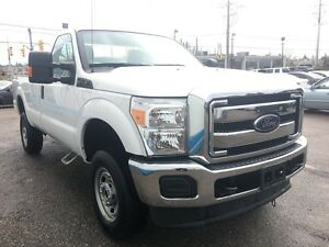 2015 Ford F-250 Single Cab Long Box 4x4 Kitchener / Waterloo Kitchener Area image 6