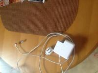 Apple laptop charger wanted