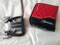 GOLF-TAYLORMADE DADDY LONG LEGS SPIDER O.S. PUTTER