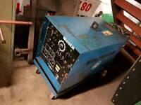 H/ duty AC/ DC welder - tig / stick