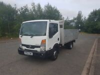 Nissan cabstar 2012 (62) VERY CHEAP £5000 flat bed (not tipper)