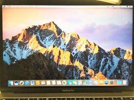 MacBook Pro Retina September 2017
