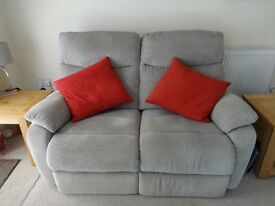 Electric 2-seater sofa
