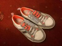 Clarks trainers new size 9