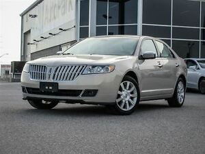 2010 Lincoln MKZ Heated & Ventilated Leather Seats| Parking Sens