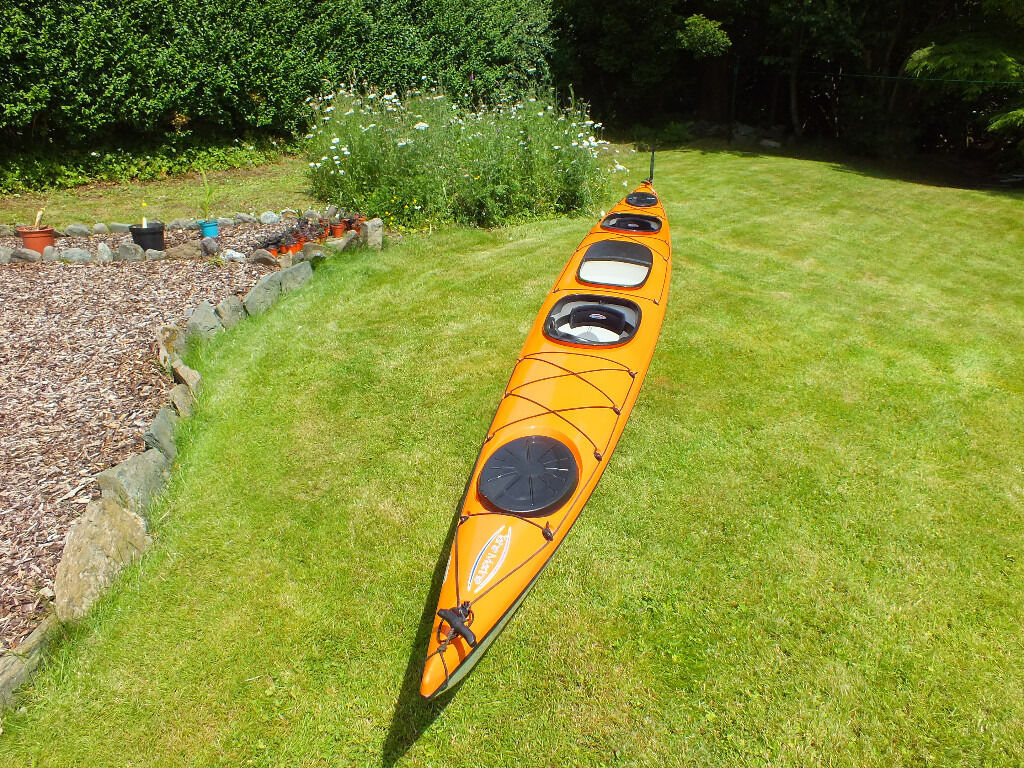Double Sea Kayak