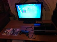 "PLAYSTATION 3 & 20"" PHILIP LCD TV HDMI CONNECTION"