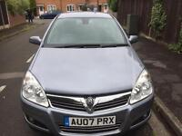 2007 Vauxhall Astra elite automatic full leather