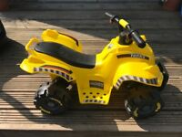 Kids ride on tonka as new £30 collect renfrew