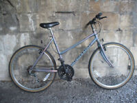 Ladies Bike Raleigh Monson 19.5inch, very good condition