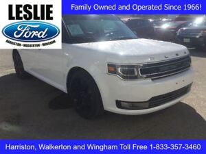 2016 Ford Flex Limited | AWD | Accident Free | Heated Seats