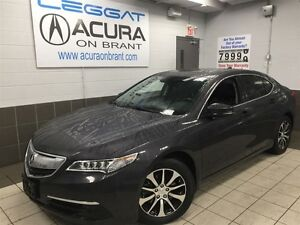 2015 Acura TLX 4CYL | TECH | 7/130WARRANTY | RATESFROM0.90% |