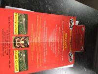 Lydd karting voucher for £160.00. Valid until 3/12/2017. Would like at least £130.collect or spe del