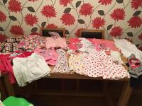 1 & 1/2 - 2 years girls clothes bundle