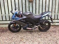 Derbi GPR 50 2010 long MOT