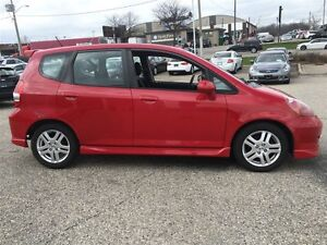 2007 Honda Fit Sport  Automatic Come See The ROOM inside! Kitchener / Waterloo Kitchener Area image 9