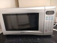 Microwave. ONO if collected this week. Lots of settings. Works very well. 700w