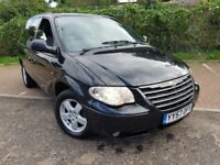 2007 Chrysler Grand Voyager 2.8 CRD Executive 5dr Automatic @07445775115