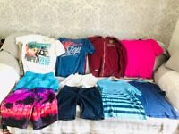 Boys bundle of clothes. Age 8-10 years old. A few designer tops.