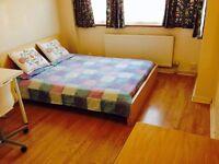 Spacious and bright double room- incl. fast wireless broadband Croydon £520pm Croydon, London