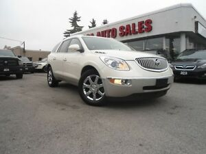 2009 Buick Enclave AWD NAVIGATION PANORAMIC ROOF WARRANTY TILL 2