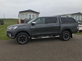 Toyota hilux generation 8 canopy