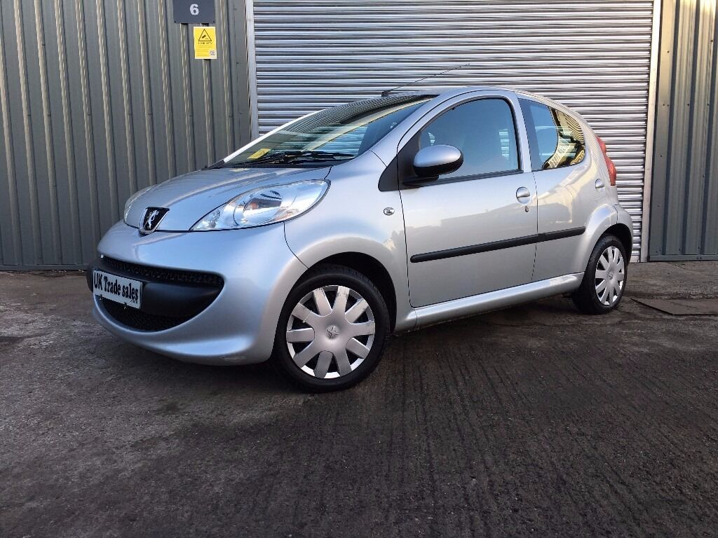 2007 peugeot 107 1.0 urban *** full years mot *** similar to polo