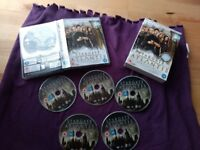 Stargate Atlantis Season 1-5 Dvd set