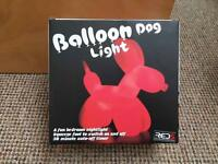 Balloon Dog Light brand new
