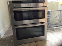 Neff fitted kitchen appliances