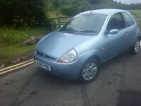 2006 Ford Ka, 1.3 Petrol, Long Test, Nice Little Car, Quick Sale!!!!!!!
