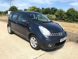Nissan Note FSH