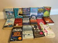 Books for sale £1 each or £5 for all 16